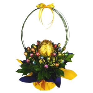 Flowers - Easter Basket